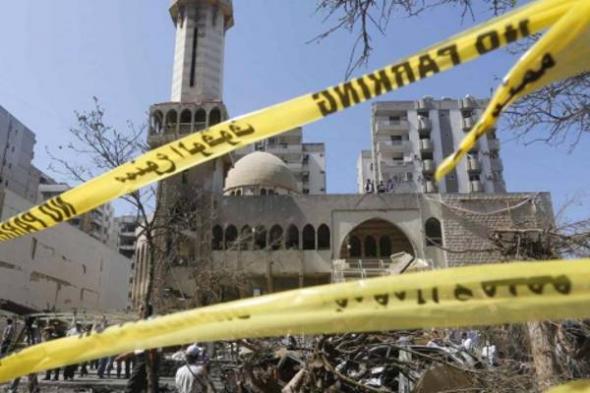 ataque mezquitas Líbano 2013