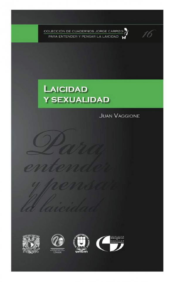 Cuadernos Laicidad UNAM 16