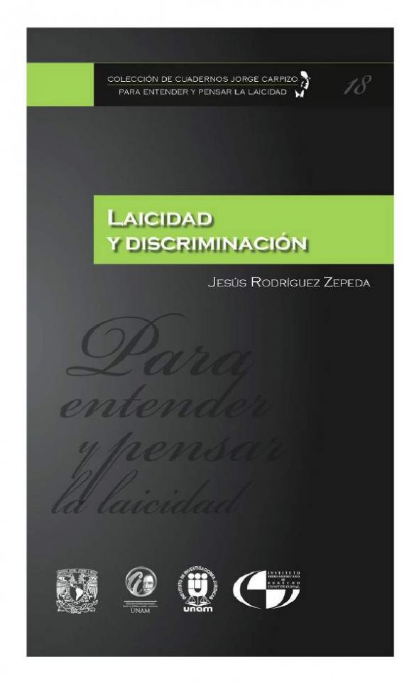 Cuadernos Laicidad UNAM 18