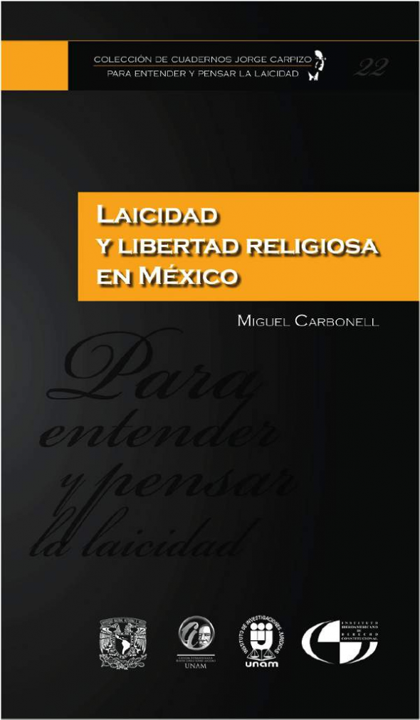 Cuadernos Laicidad UNAM 22