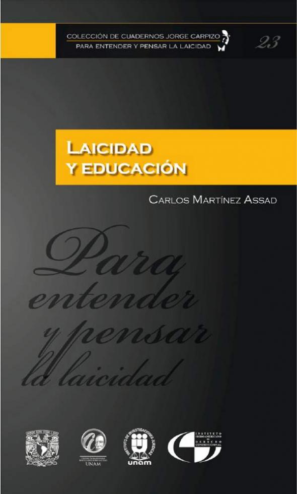Cuadernos Laicidad UNAM 23