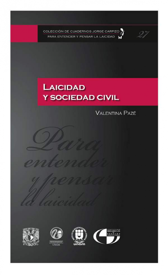 Cuadernos Laicidad UNAM 27