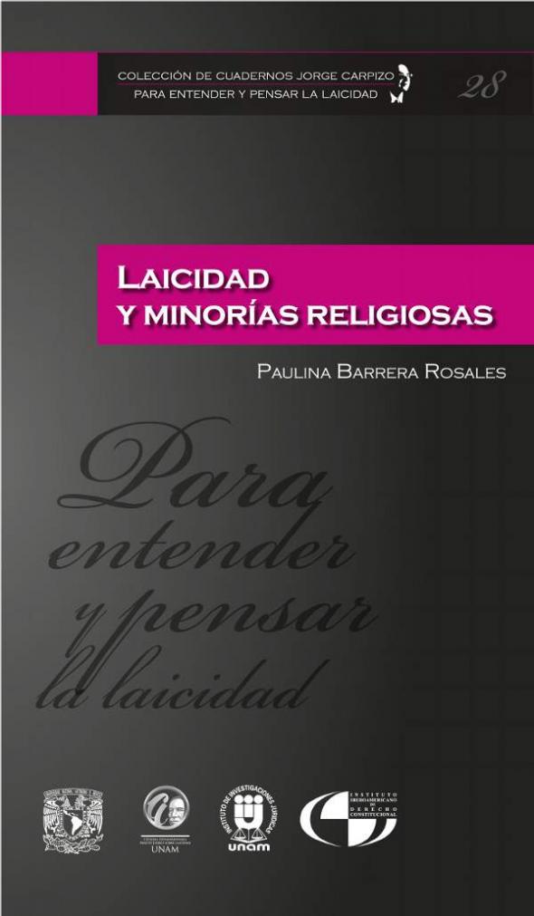 Cuadernos Laicidad UNAM 28