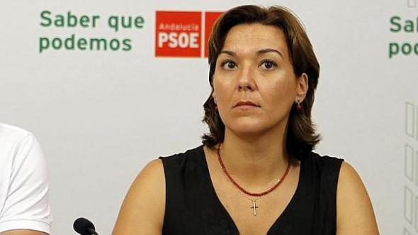 alcaldesa La Linea
