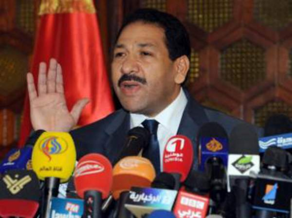 Lotfi ministro Túnez
