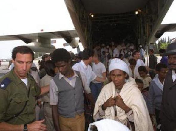 Operación Salomón 1991