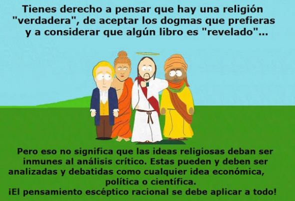 El escepticismo y la religión