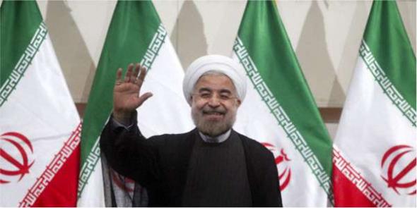 Rohani presidente Irán