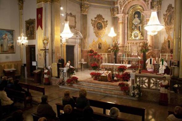 Basílica de Lledó en Castellón