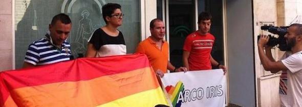 gais-protesta Jaén