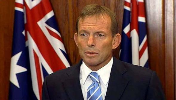 Tony Abbott Australia