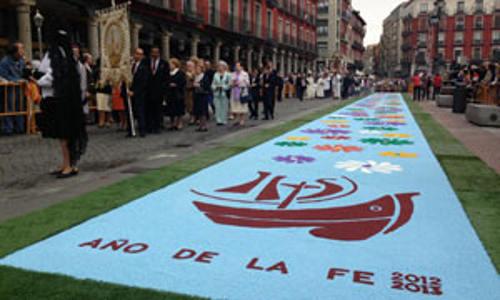 procesión Valladolid 2013