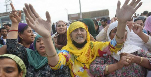musulmanas India