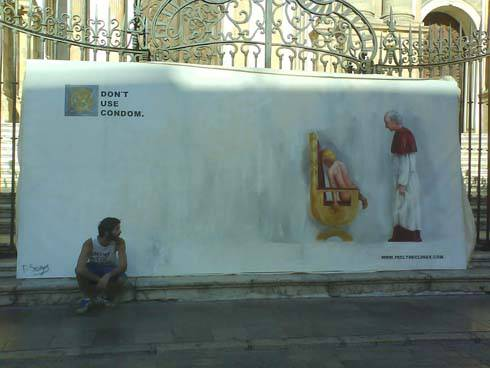 pintura Málaga retirada 2