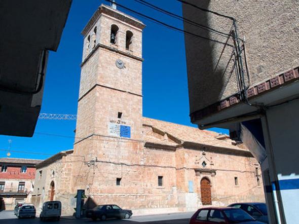 iglesia Villamalea