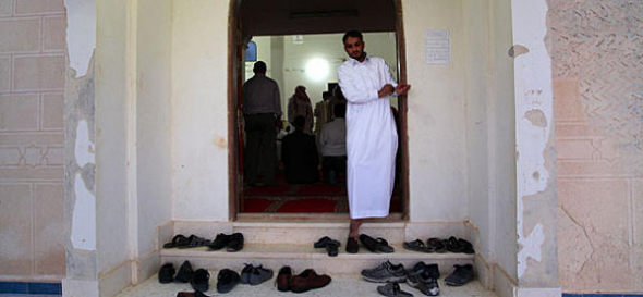 mezquita Egipto