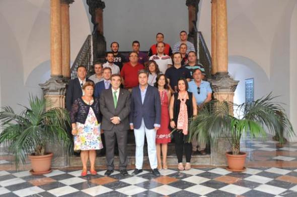 Diputación convenio bandas CO 2013