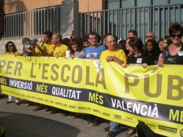 Patalfomra Enseñanza Pública Valencia