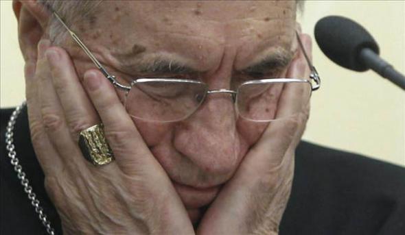 Rouco Varela meditando