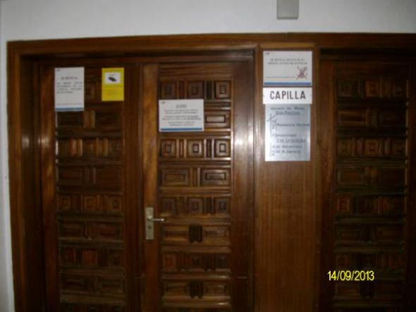 Capilla Hospital 12 octubre Madrid 2013b
