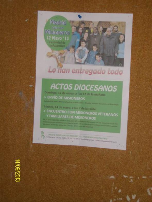 Capilla Hospital 12 octubre Madrid 2013f