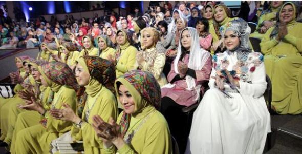 Miss musulmana 2013
