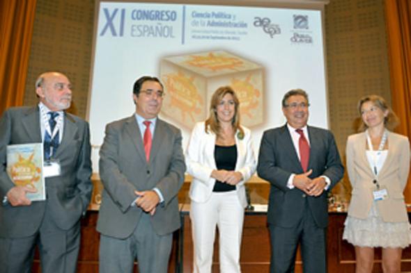 Susana Díaz presidenta Andalucía