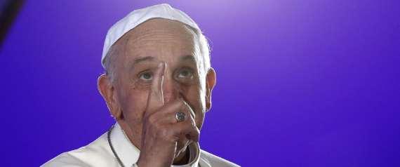 Bergoglio y sus 10 mandamientos