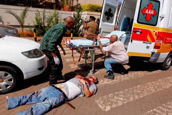 ataque islamista Nairobi