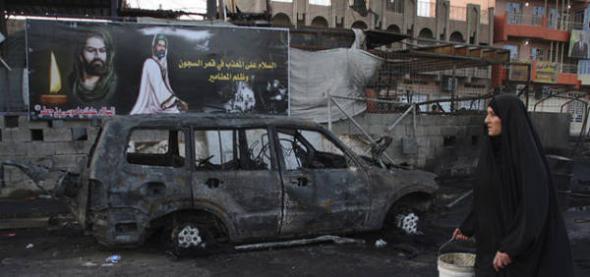 atentado islamista Irak 2013