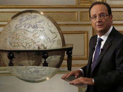 Hollande presidente Francia 2013