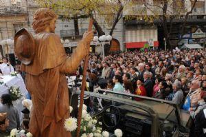Fiesta Santiago en Mendoza