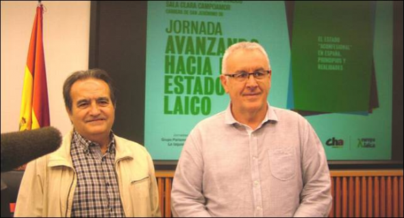 Cayo Lara Jornada Parlamentaria