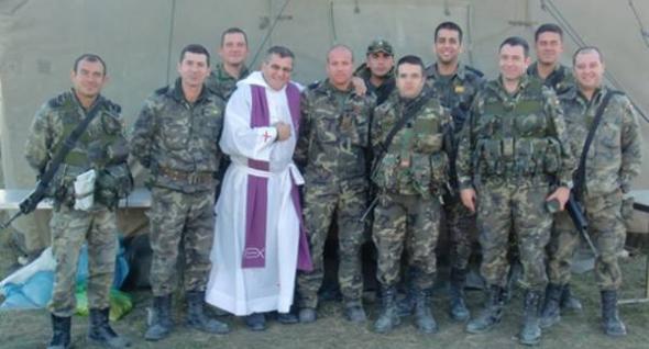 Capellán militar