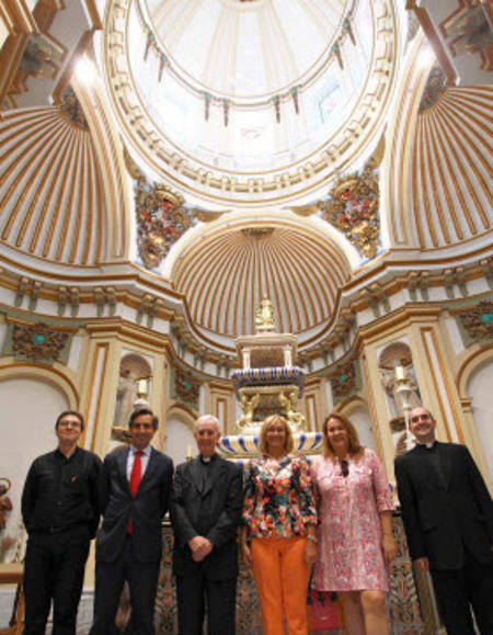 iglesia Mejorada del Campo restaurada 2013