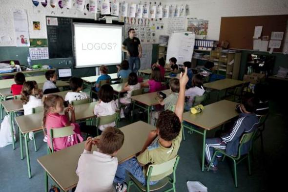 colegio oferta tres religiones Aragón