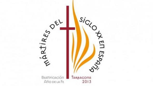 Logo beatificación Tarragona 2013