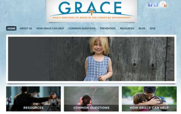 GRACE abuso sexual iglesias evangélicas