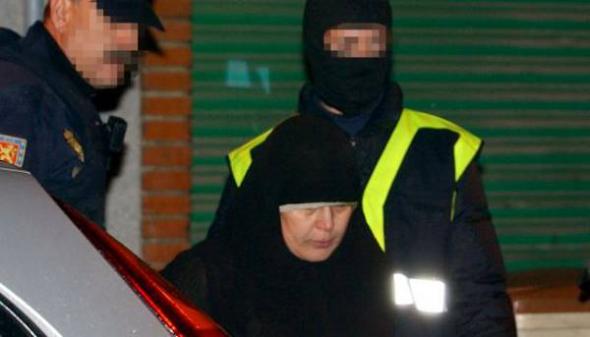 detención presuntos islamistas