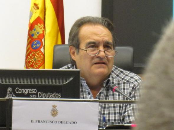 Jornada Parlamentaria 2013 F Delgado