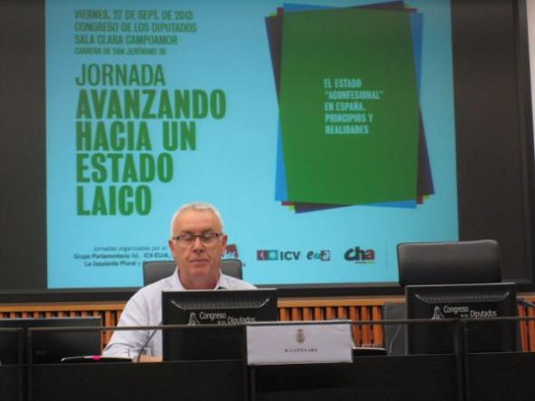 Jornada Parlamentaria 2013 Cayo Lara