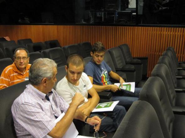 Jornada Parlamentaria 2013 Pablo Laguna y Felipe