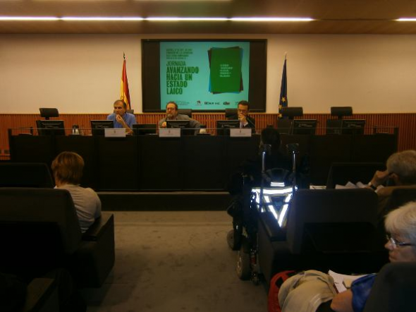 Jornada Parlamentaria 2013 Mesa 1
