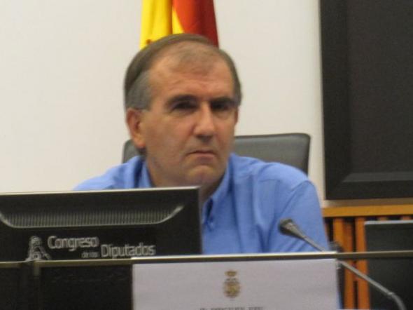 Jornada Parlamentaria 2013 Miguel Izu