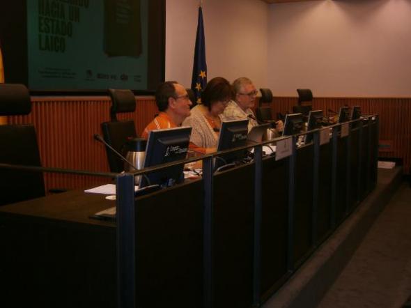 Jornada Parlamentaria 2013 mesa 2
