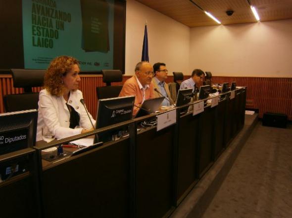 Jornada Parlamentaria 2013 mesa 3