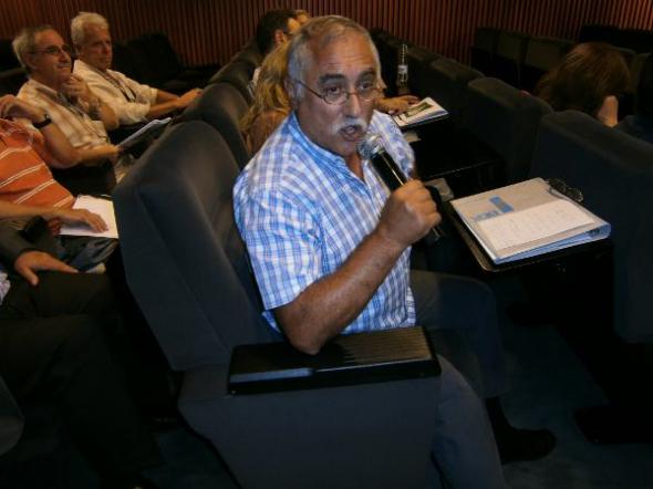 Jornada Parlamentaria 2013 José Luis Iglesias