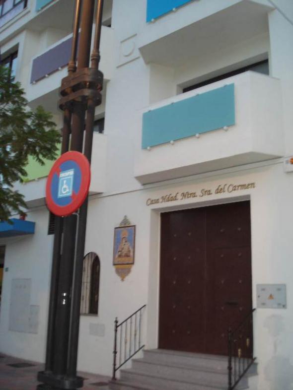 Casa hermandad en edificio municipal Fuengirola 2013