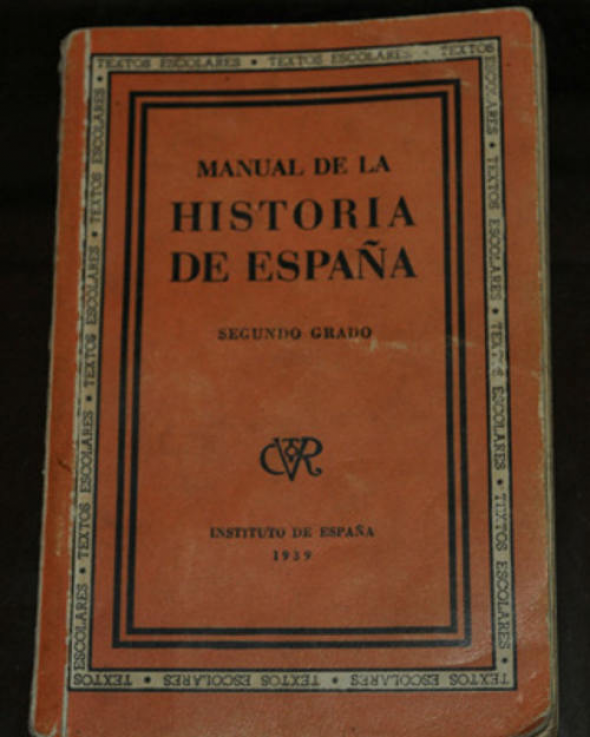 Manual de Historia de España de 1939