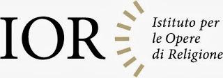 logo IOR Banco Vaticano